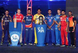 IPL Point Table 2015