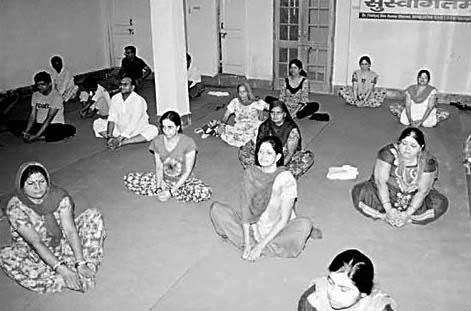 Yog Shivir- Sangaria