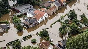 पश्चिमी यूरोप में बाढ़ से 150 लोगों की मौत