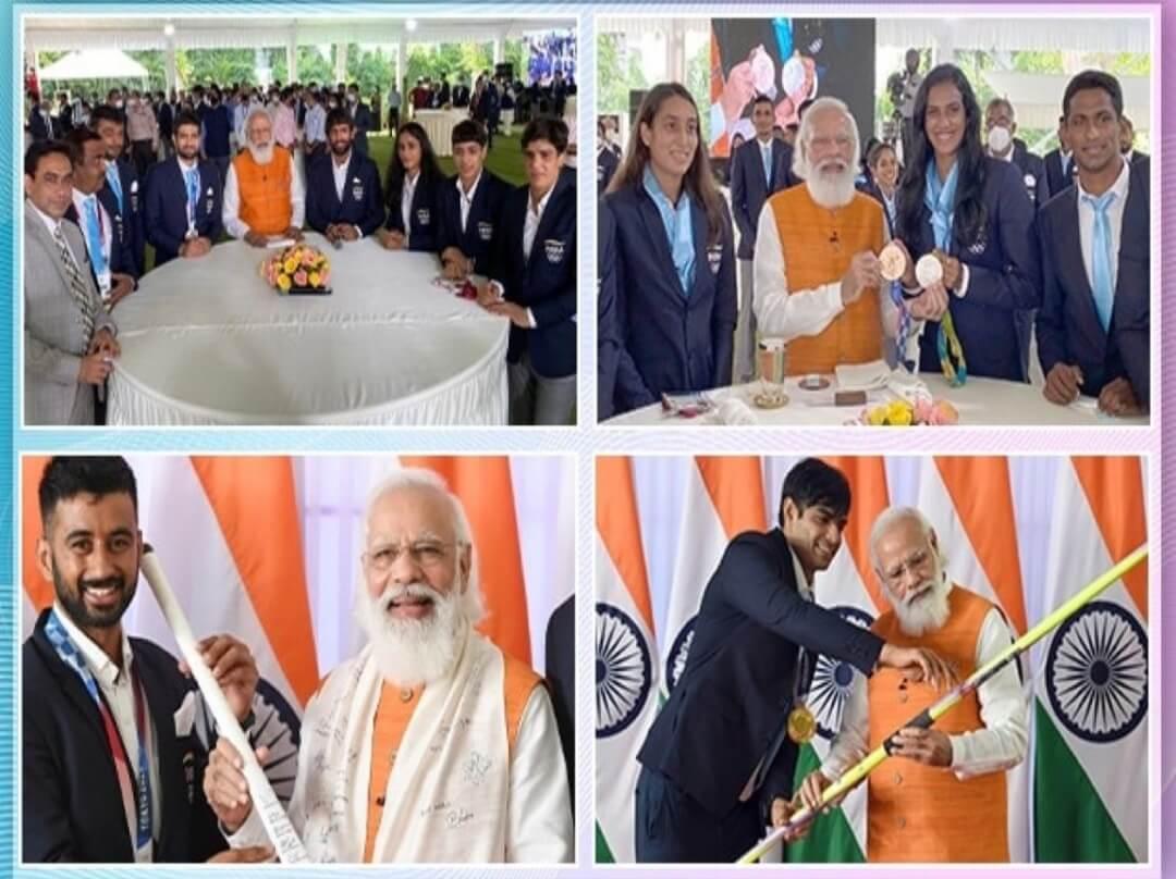 PM Modi's Olympic Athletes